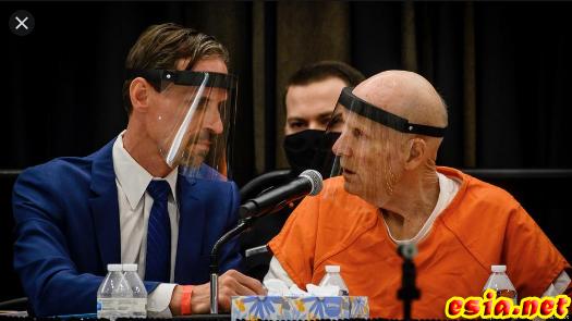 """Pembunuh Berantai """"Golden State Killer"""" Yang Legendaris"""