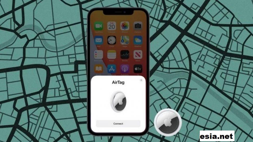 Pelacak Apple AirTags Mempermudah Penggunanya Untuk Melacak Penguntitan